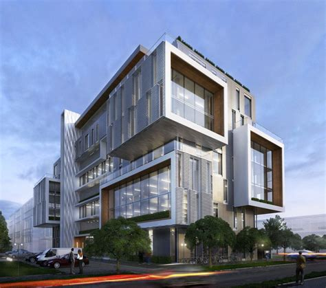 building exterior office building exterior 3d model cgstudio