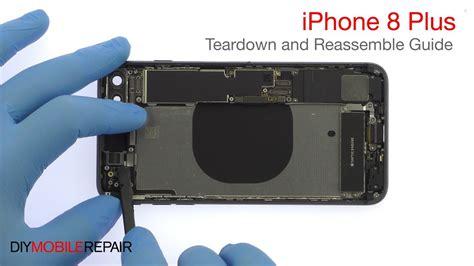 iphone 8 plus teardown and reassemble guide diymobilerepair