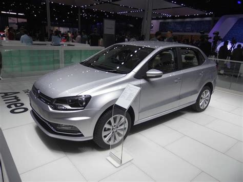 volkswagen car ameo volkswagen ameo top speed india