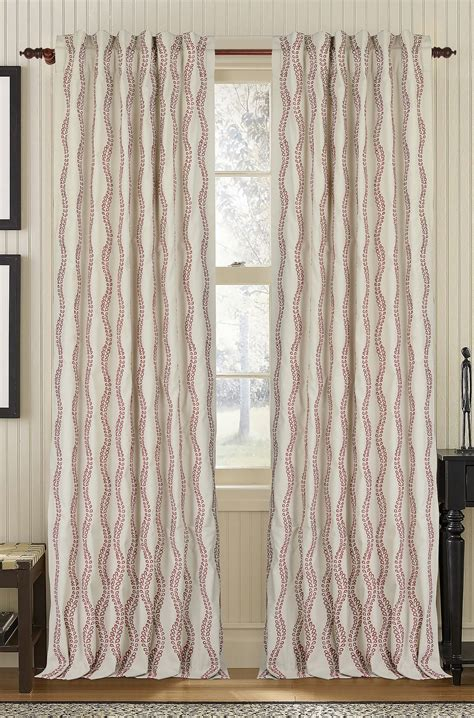 cotton drapery panels muriel kay ashley linen cotton drapery panel
