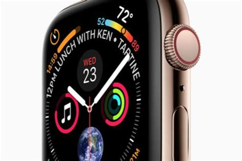 Apple Series 4 Faces by What Are All The Complications On The Leaked Apple Series 4