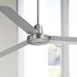 60 quot turbina brushed steel ceiling fan r4144 lsplus