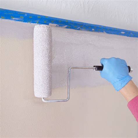 how to paint a wall using a roller the best technique how to paint a room