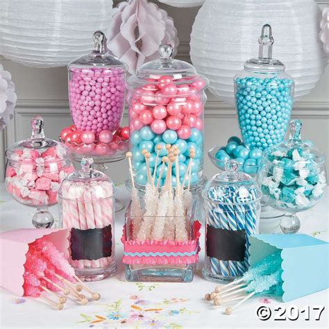 baby shower buffet ideas 1000 ideas about gender reveal decorations on