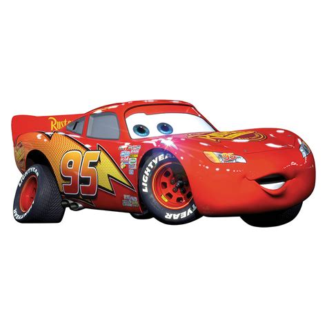 Mcqueen For by Lightning Mcqueen Wall Stickers New Ebay