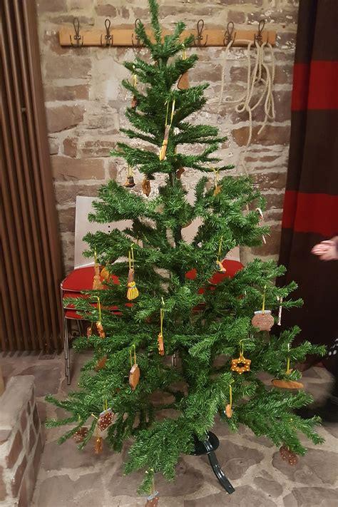 lebkuchen weihnachtsbaum dekoration