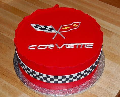 corvette cake ideas  pinterest car cakes  men  birthday cake  men