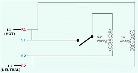 how to wire a capacitor to an ac unit ac motor start capacitor wiring diagram j0a9h png wiring diagram alexiustoday