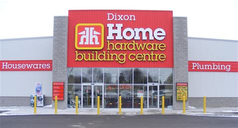 dixon home building centre home