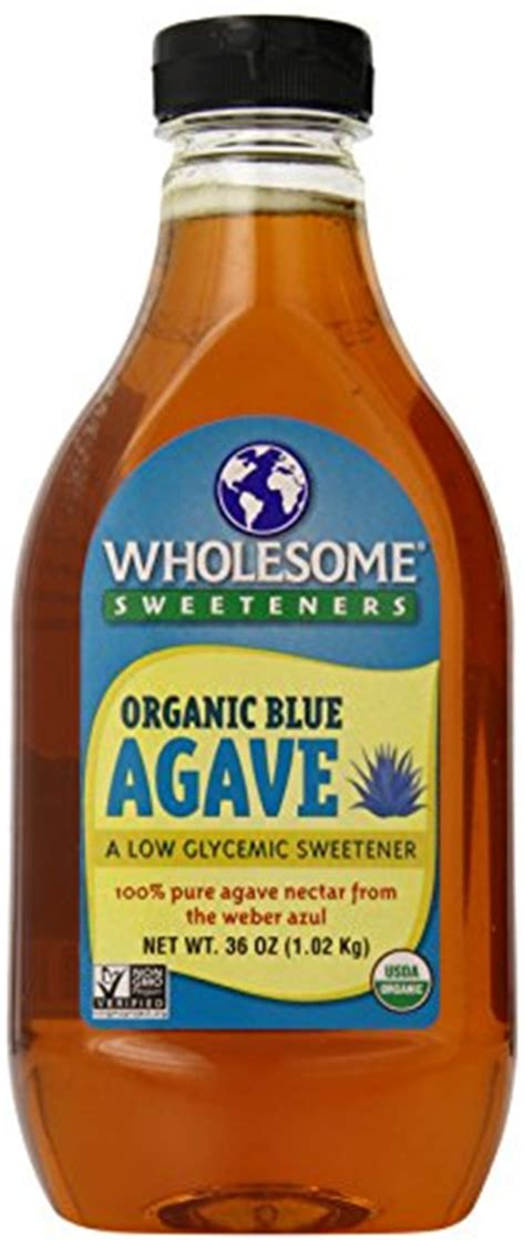 what is benefits of agave nectar for black women hair wholesome sweeteners organic blue agave nectar 36 ounce