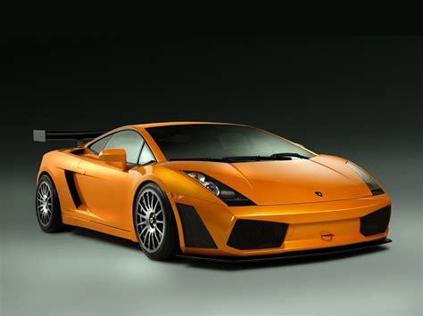 Sports Car Lamborghini Gallardo Lamborghini Gallardo The Fighting Bull Auto Car