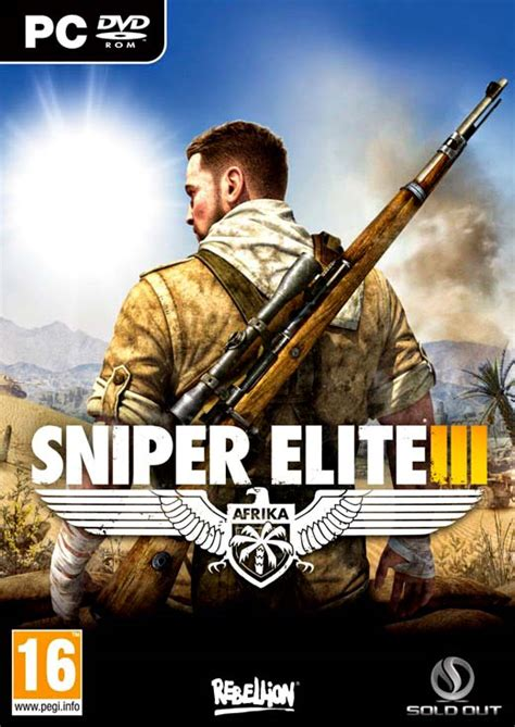 free download full version latest games for pc sniper elite 3 free download full version pc games