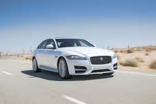 Sport Jaguar 2017 Jaguar Xf 35t Awd R Sport Front Three Quarter In