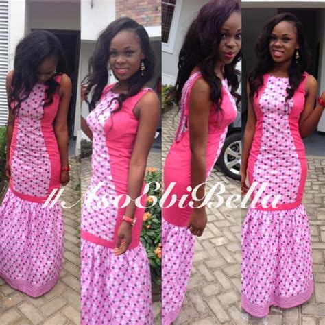 bellanaija asoebi bella bella naija fashion dresses latest