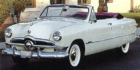 vintage cars 1950s 1950s cars ford photo gallery