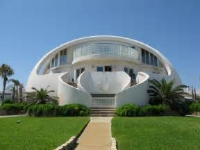 dome of a home gulf fl usa strange