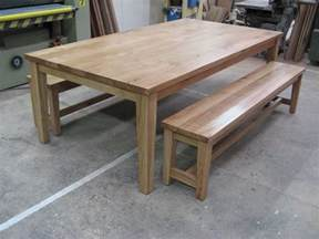Dining Table Bench Seat Nz New York Table Bench Seats Gavin Cox Furniture