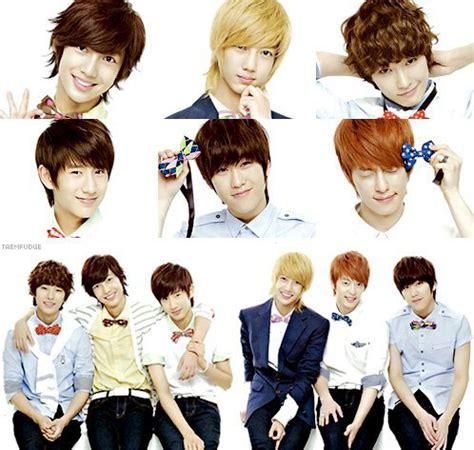 kpop boy bands list boyfriend korean boy band boyfriend korean boy band