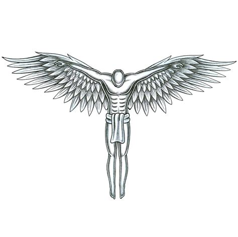 tattoo beckham angel david beckham inspired tattoo design tattoowoo com