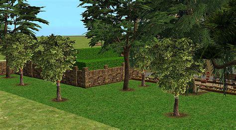Lemon Tree Cottage by Mod The Sims Lemon Tree Cottage