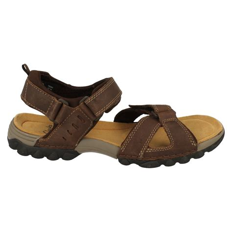 mens summer sandals mens clarks summer sandals vextor part ebay