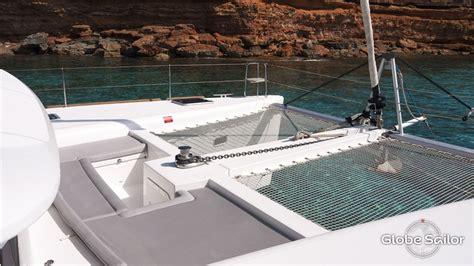 catamaran puerto olimpico barcelona rental lagoon 450 from the charter base puerto ol 237 mpico de