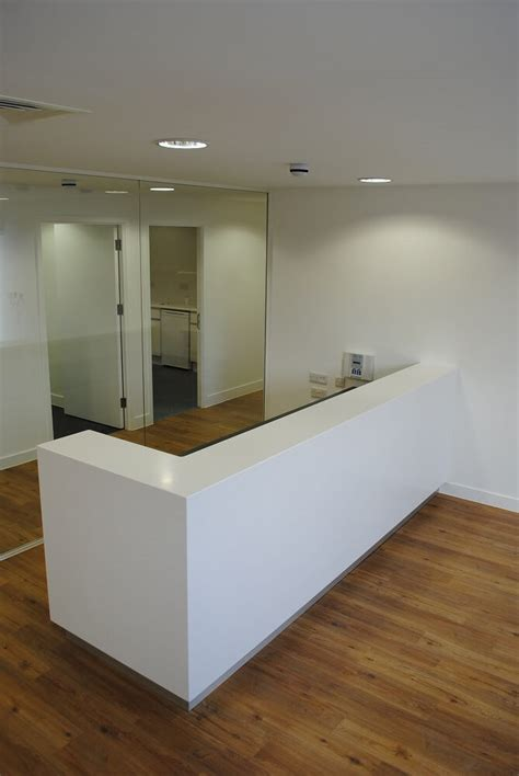 Bespoke Reception Desks Corian Reception Desks David Desk Reception