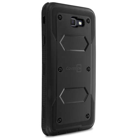 Hardcase Samsung J5 Prime Phantom Hybrid for samsung galaxy on5 2016 only j5 prime hybrid phone cover armor ebay