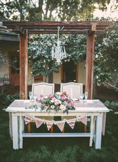 Table Rentals San Diego by Rentals Rustic Events