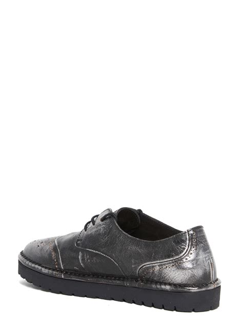 marsell boots marsell marsell shoes silver s laced shoes