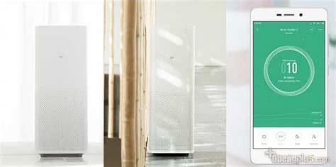 Alat Pembersih Udara Ruangan xiaomi mi air purifier 2 alat pembersih udara dengan 3