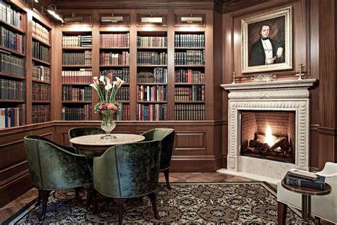 Library Room Booking by Review The Jefferson Hotel Washington Dc