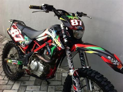 Bahan Kunci Motor Kawasaki Klx Trail Motor Trail Kawasaki Klx 150cc Bekas Jual Motor Kawasaki