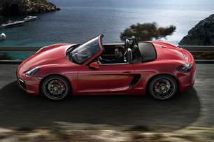 2015 Porsche Boxster Gts 2015 Porsche Boxster Gts From Above Photo 4