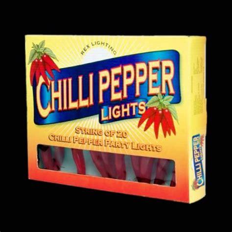 Chilli Lights Chilli Lights