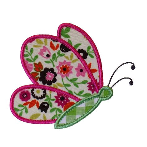 embroidery designs applique butterfly flying by appliques machine embroidery designs