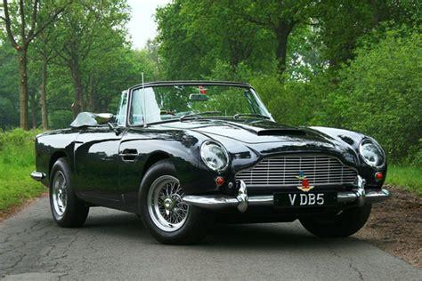 Aston Martin Antique Aston Martin Db5 Convertible Drives 5 6 Million In