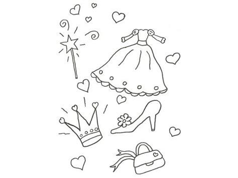 imagenes para colorear de xv años dibujo de un disfraz de princesa para colorear con ni 241 os