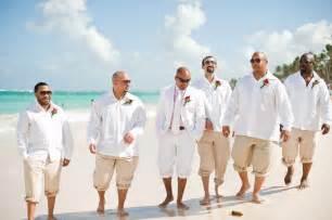 Cool and stylish beach wedding attires for men sangmaestro