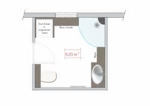 exemple salle de bain 5m2 chaios