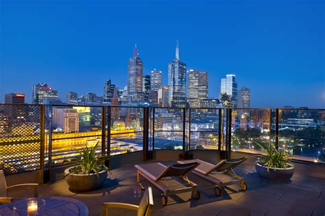 Home Interior Business by The Langham Melbourne Unveils New Terrace Rooms Hotel
