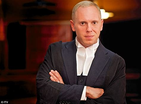 is judge robert rinder married swearing at other fans