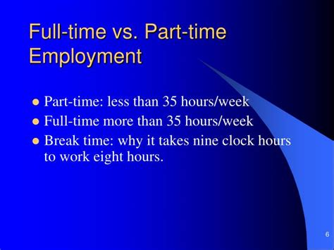Part Time Vs Time Mba Salary by Ppt Real World Vocabulary Iii And Careers