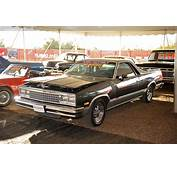 1984 Chevrolet El Camino Pictures History Value