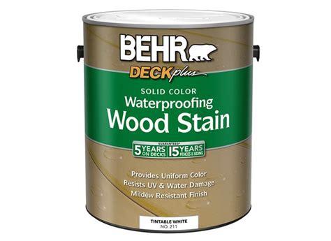 behr solid color waterproofing wood stain behr deck plus solid color waterproofing wood stain home