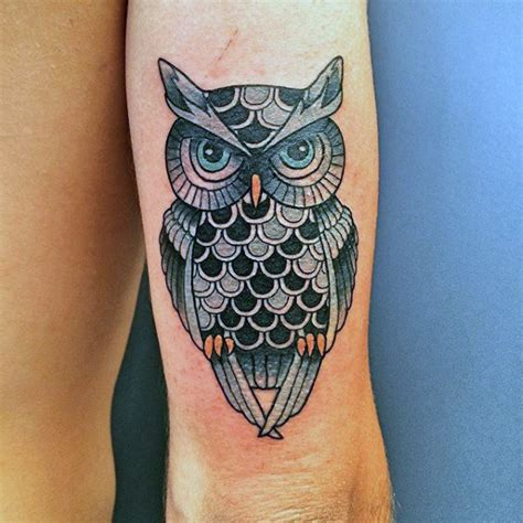 traditional owl tattoo designs traditional owl pictures to pin on