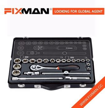 Lippro 1 2 Dr 22 Pcs Socket Set 3312s 6pt 3 8 1 1 4 De3 fixman 22 pcs 1 2 quot dr socket wrench tool set buy