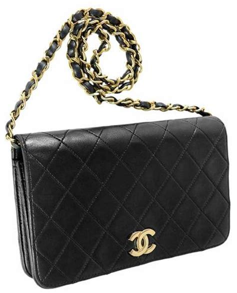 Jual Tas Chanel Flap Clutch Bag Black With Box Mirror Quality black lambskin chanel mini flap coco shoulder bag clutch lollipuff