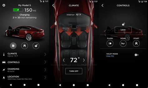 Tesla Hits The Tesla App Hits V3 Brings An Overhauled Design