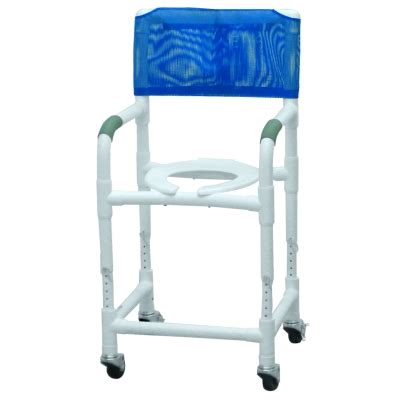 Invacare Geri Chair Parts by Lumex Pvc Shower Chair Commode 89150